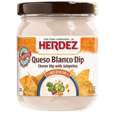 Salsas & Dips: Herdez Queso Blanco Dip