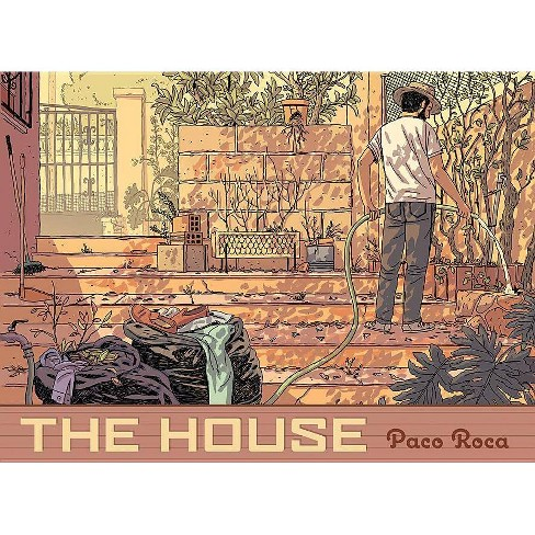 The House - by  Paco Roca (Hardcover) - image 1 of 1