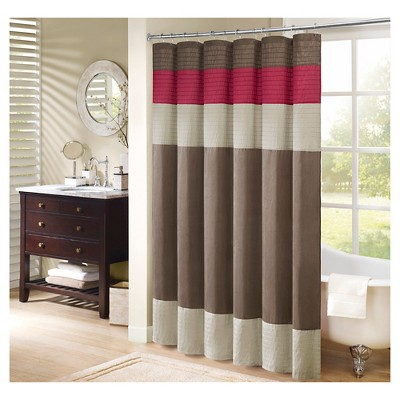 Shower Curtain - Red