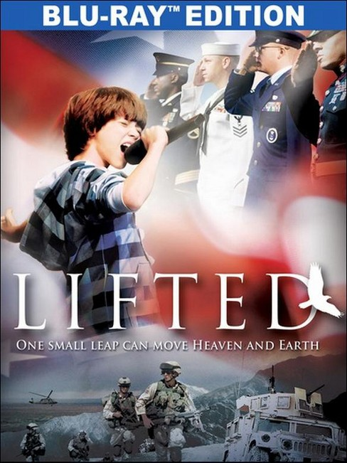 Lifted (Blu-ray) - image 1 of 1