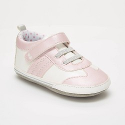 Baby Girls' Surprize by Stride Rite Evie Sneaker Mini Shoes - Pink