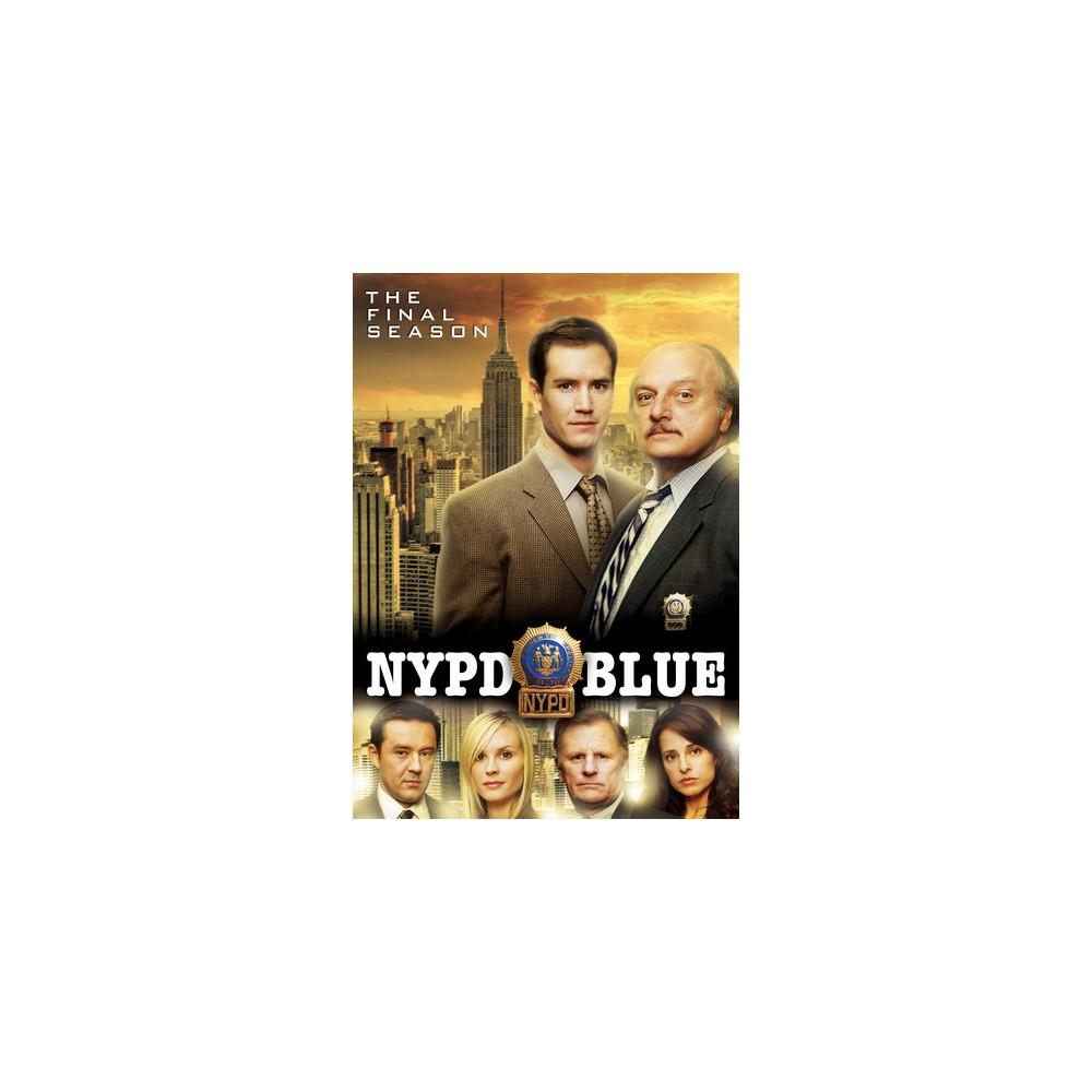 Nypd Blue:Final Season (Dvd)