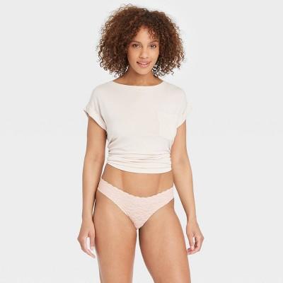 Women's Laser Cut Lace Bikini Underwear - Auden™