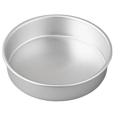"Wilton 8"" Performance Pans Aluminum Round Cake Pan"