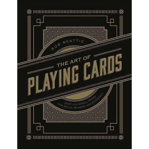The Art of Playing Cards - by  Rob Beattie (Hardcover) - image 1 of 1