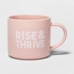 16oz Rise & Thrive Mug - Room Essentials™