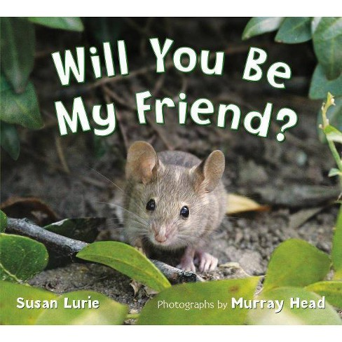 Will You Be My Friend? - by  Susan Lurie (Hardcover) - image 1 of 1