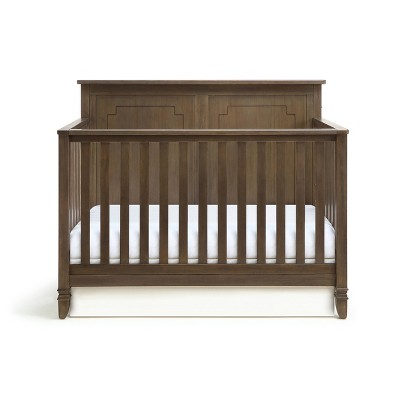 Suite Bebe Asher Lifetime Crib Carbon - Gray