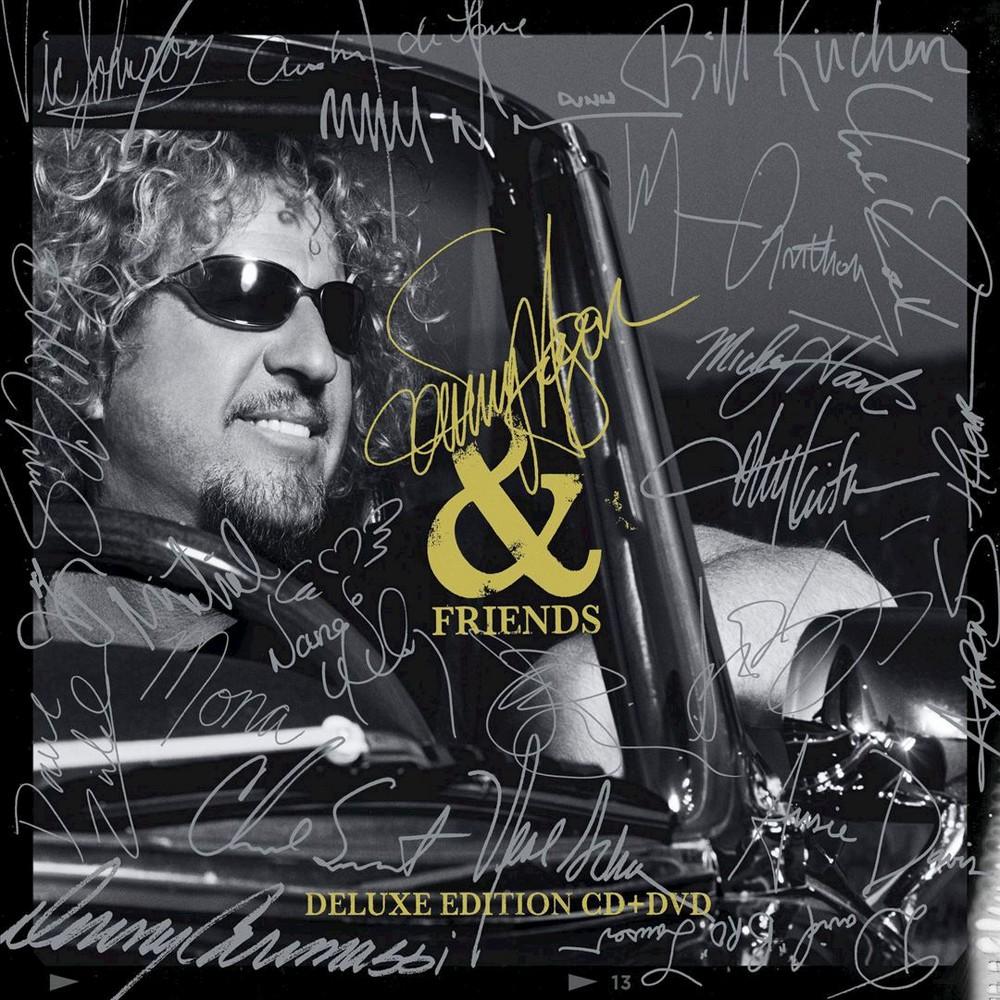Sammy Hagar - Sammy Hagar & Friends (CD)