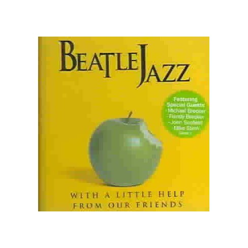 Beatlejazz - With A Little Help From Our Friends (CD) - image 1 of 1