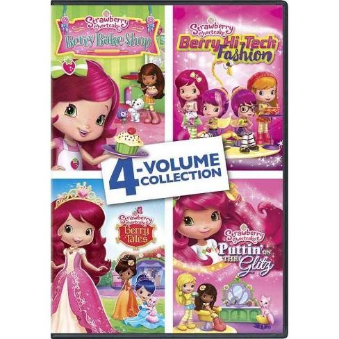 Strawberry Shortcake Collection (DVD) - image 1 of 1