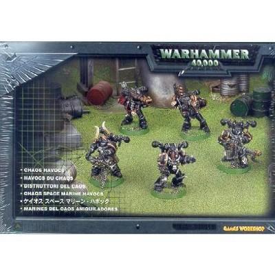Warhammer Havocs (2006 Edition) Miniatures Box Set
