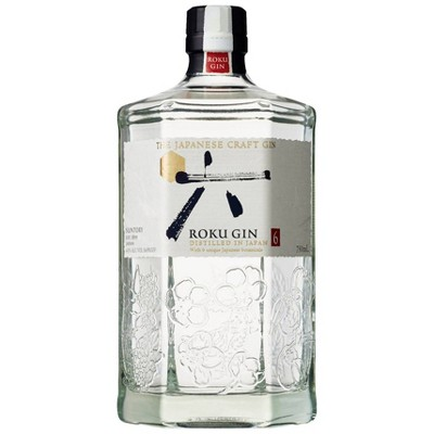 Roku Gin - 750ml Bottle