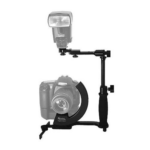 Custom Brackets Digital PRO M Rotating Camera Bracket for Digital & 35mm Film Cameras. - image 1 of 3