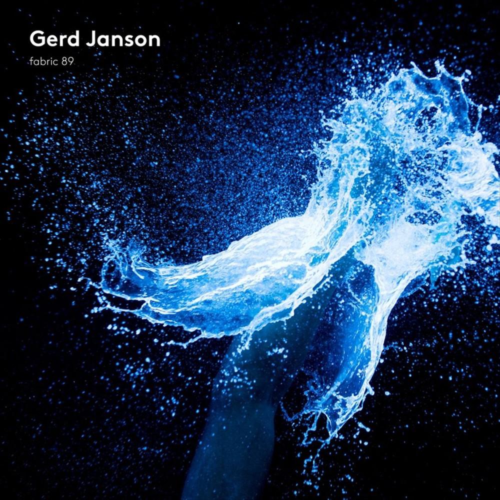 Gerd Janson - Fabric 89 (CD)