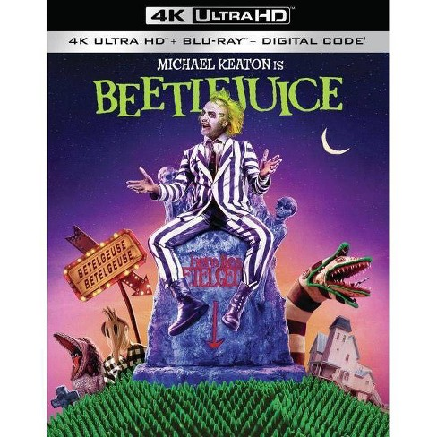 Beetlejuice (4K/UHD) - image 1 of 1