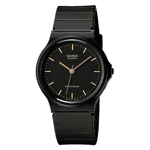 Casio Men's Analog Watch - Black (MQ24-1E) - image 1 of 1