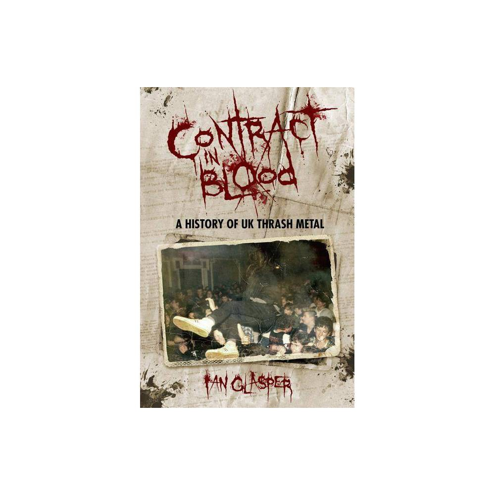 Contract In Blood By Ian Glasper Paperback