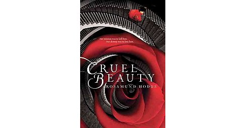 Cruel Beauty (Reprint) (Paperback) (Rosamund Hodge) - image 1 of 1