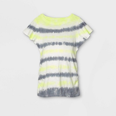 Maternity Flutter Short Sleeve Knit Top - Isabel Maternity by Ingrid & Isabel™
