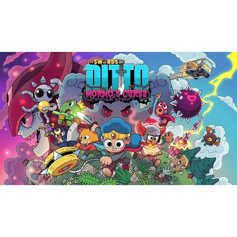 The Swords of Ditto: Mormo's Curse - Nintendo Switch (Digital) - image 1 of 4