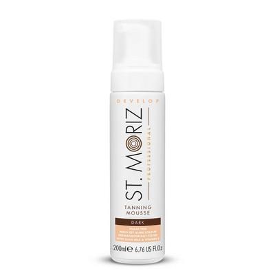 St. Moriz Professional Instant Dark Self Tanning Mousse - 6.76oz