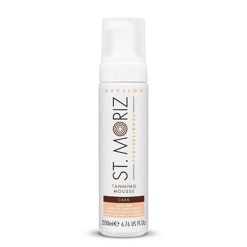 St. Moriz Professional Instant Dark Self Tanning Mousse - 6.76oz - image 1 of 4