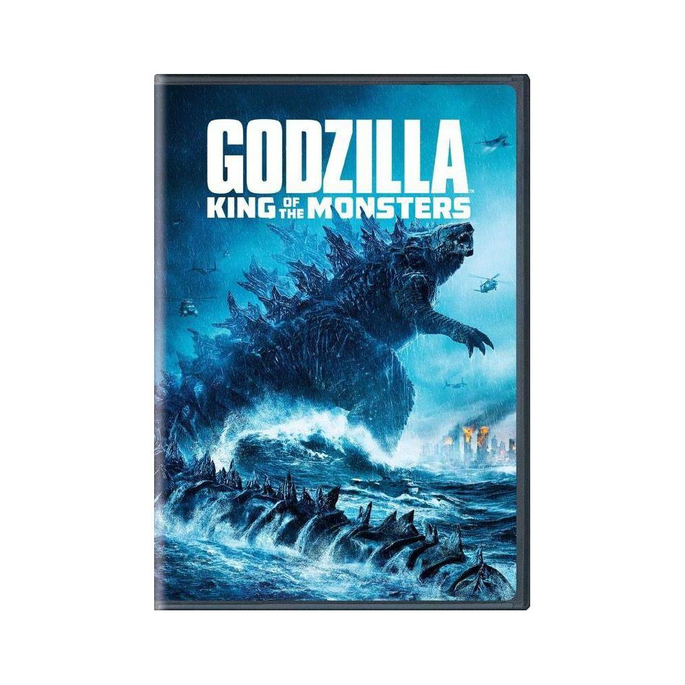 Godzilla: King Of The Monsters (DVD) was $17.99 now $9.99 (44.0% off)