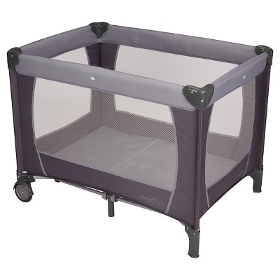 Evenflo® Portable Baby Suite Classic Playard- Silverado