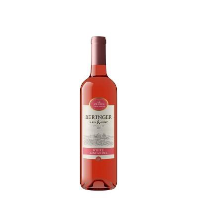 Beringer White Zinfandel Wine - 750ml Bottle