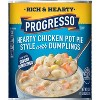 Progresso Rich & Hearty Chicken Pot Pie Style Soup 18.5 oz - image 4 of 4