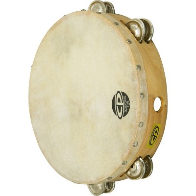 CP CP380 Tambourine Double Row 10 in.
