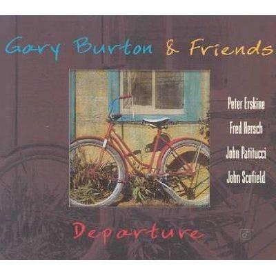 Gary Burton - Departure (CD)