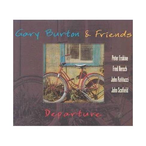 Gary (Vibes) Burton - Departure (CD) - image 1 of 1
