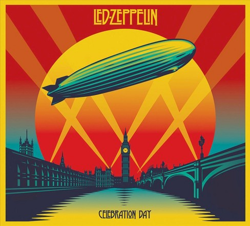 Led zeppelin - Celebration day (CD) - image 1 of 1