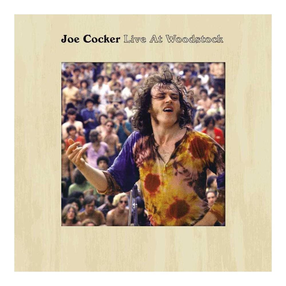 Joe Cocker Live At Woodstock Cd