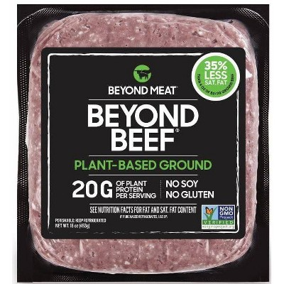 Beyond Meat Plant-Based Ground Beef - 16oz
