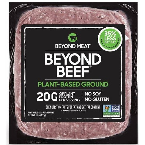 Beyond Meat Plant-Based Ground Beef - 16oz - image 1 of 4