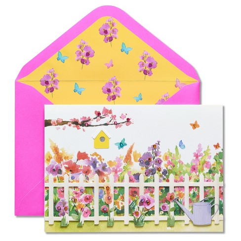 Papyrus Gardening Birthday Card - image 1 of 3