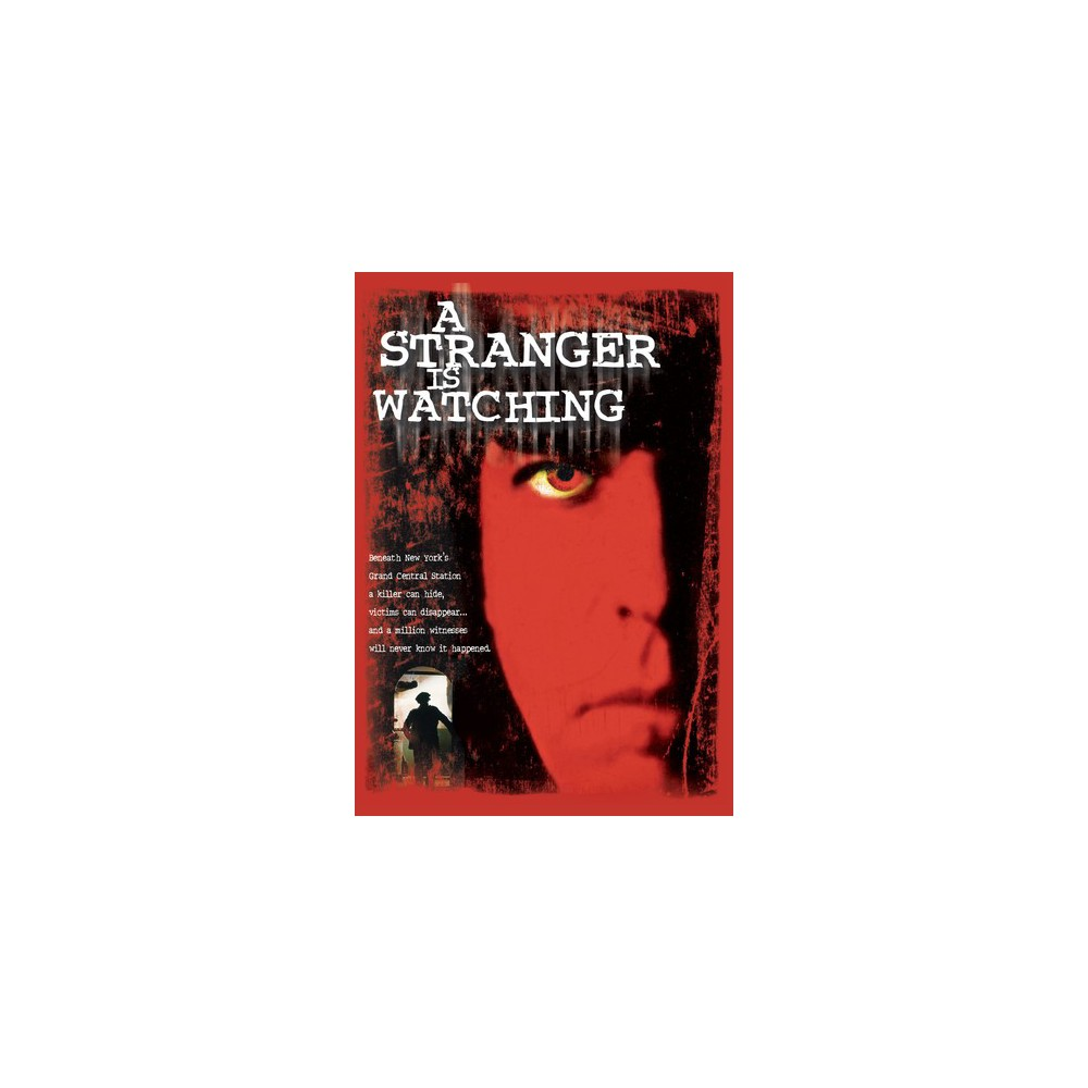 Stranger Is Watching (Dvd)