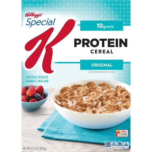 Special k Protein Breakfast Cereal - 12.5oz - Kellogg's - image 1 of 9