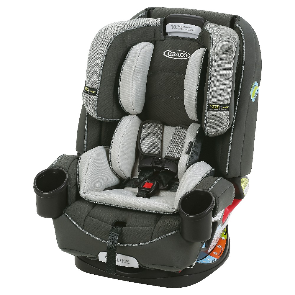 Graco 4Ever with Safety Surround - Byron