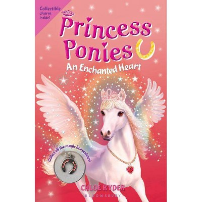 Princess Ponies: An Enchanted Heart - by  Chloe Ryder (Mixed Media Product)