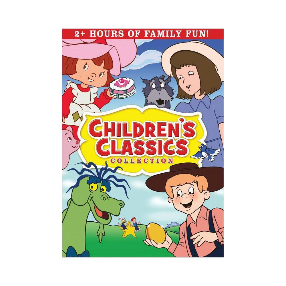 Children's Classics Collection (4 Discs) (dvd_video)