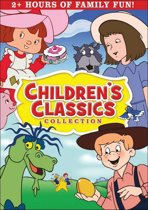 Children's Classics Collection (4 Discs) (dvd_video) - image 1 of 1