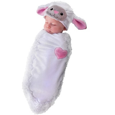 Princess Paradise Infant Rylan the Lamb Swaddle Costume