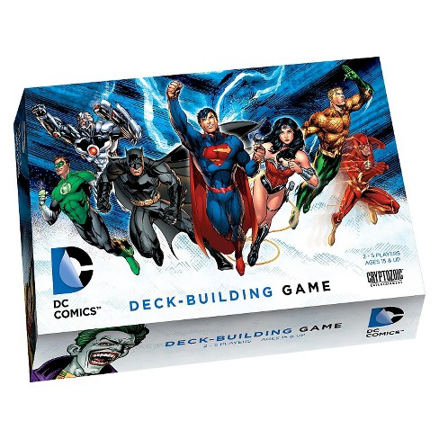 DC Comics Deck-Building Card Game - image 1 of 2