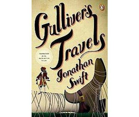 Gulliver's Travels (Reprint) (Paperback) (Jonathan Swift) - image 1 of 1