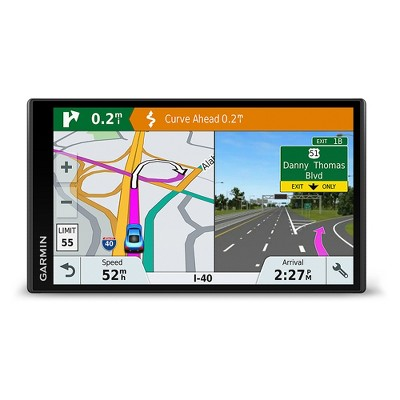 Garmin DriveSmart 61 NA LMT-S Vehicle GPS - Black (010-01681-02)