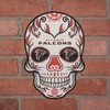 NFL Atlanta Falcons Small Outdoor Skull Decal - image 2 of 2